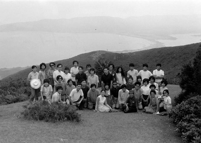 1970年8月 夏期学校