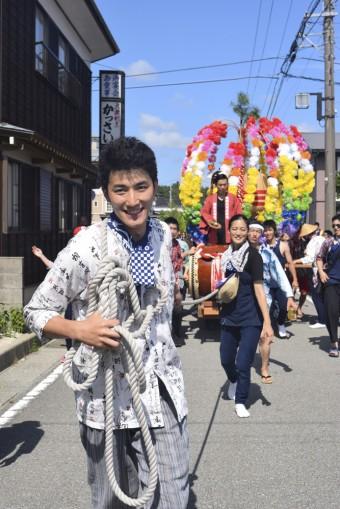 Photo: Masayuki Sakamoto