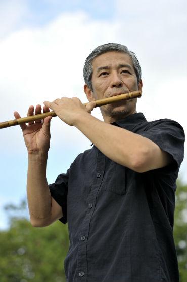 Motofumi Yamaguchi's Regular Shinobue Classes & Private Lessons in Niigata