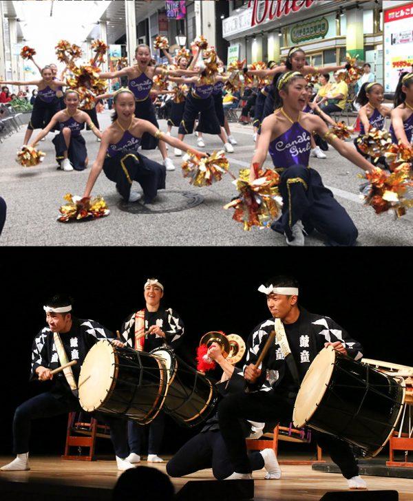 2017年11月19日(日)「KODO × Kids Dance」ショーケースライブ(新潟県新潟市)