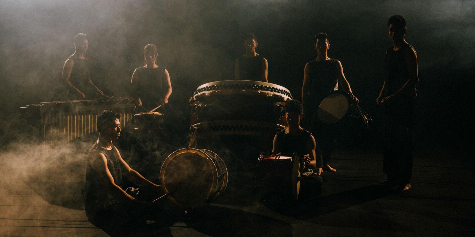 鼓童「巡 -MEGURU-」
