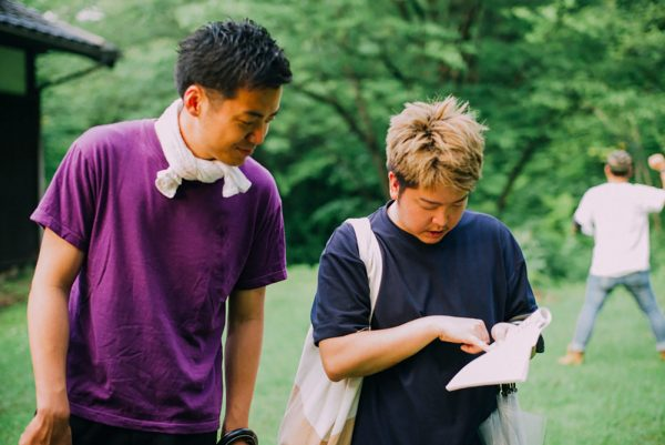 浮世離れ/「巡」ミュージックビデオ監督・中野翔太