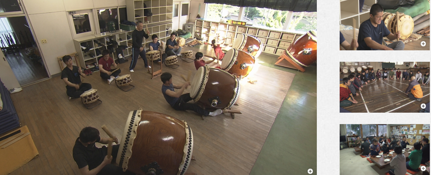 NHK WORLD Video On Demand Special Feature on Kodo