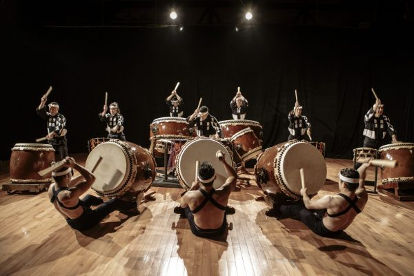 Aug. 29 (Thu), 2019 Kodo Appearance at Trilateral Arts Festival 2019 (Incheon, South Korea)