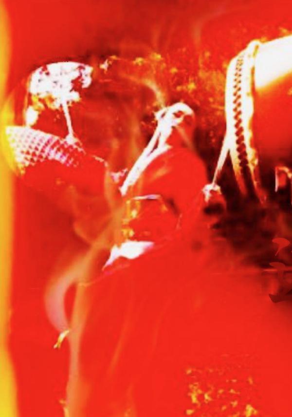 2018年10月17(水)、18日(木)小島千絵子出演「Yoko Kamiyabu Presents「鼓舞 小島千絵子×弦語り 須田隆久『道成寺』」再演(東京都荒川区)