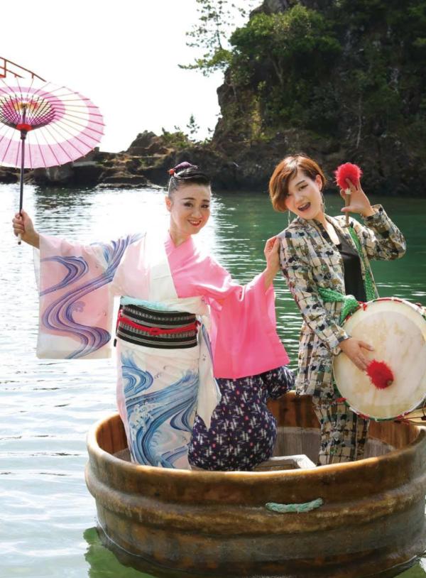 2019年2月21日(木)小島千絵子プロデュース「佐渡が姉妹+(プラス)」(東京都台東区)
