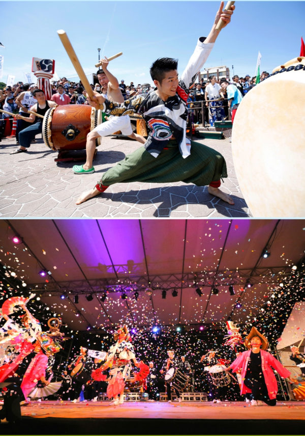 Earth Celebration 2019 (Sado Island, Niigata)