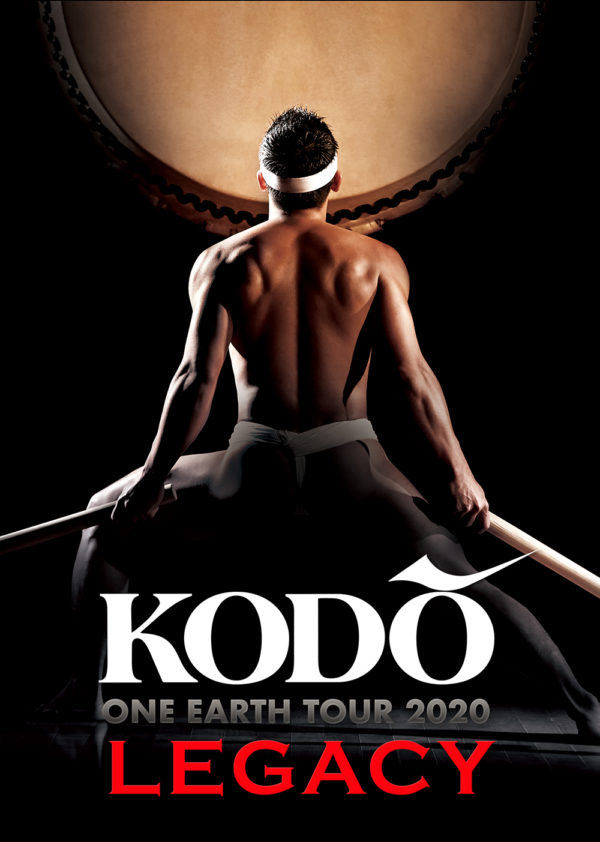 """Kodo One Earth Tour 2020: Legacy"" Europe Tour"
