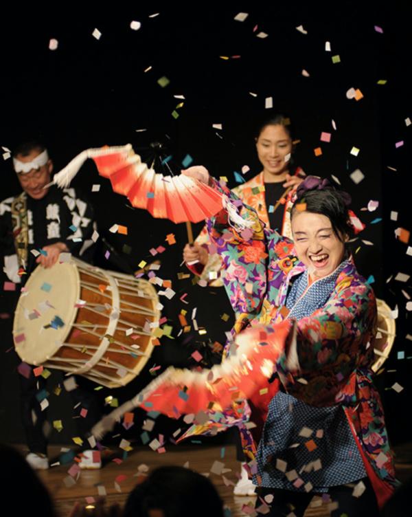 2021年5月4日(火・祝)、5日(水・祝)「鼓童佐渡宿根木公演」インターネットライブ配信