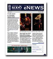 Kodo eNews